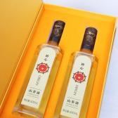 【湖南湘西】初心山茶油双支礼盒装500mL*2瓶