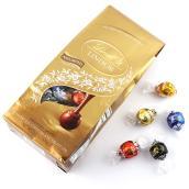 美国瑞士莲混合味进口巧克力软心球600g礼袋装喜糖零食