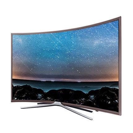 【欢乐购】Samsung三星 UA55KC20SAJXXZ 55吋曲面智能网络全高清液晶电视