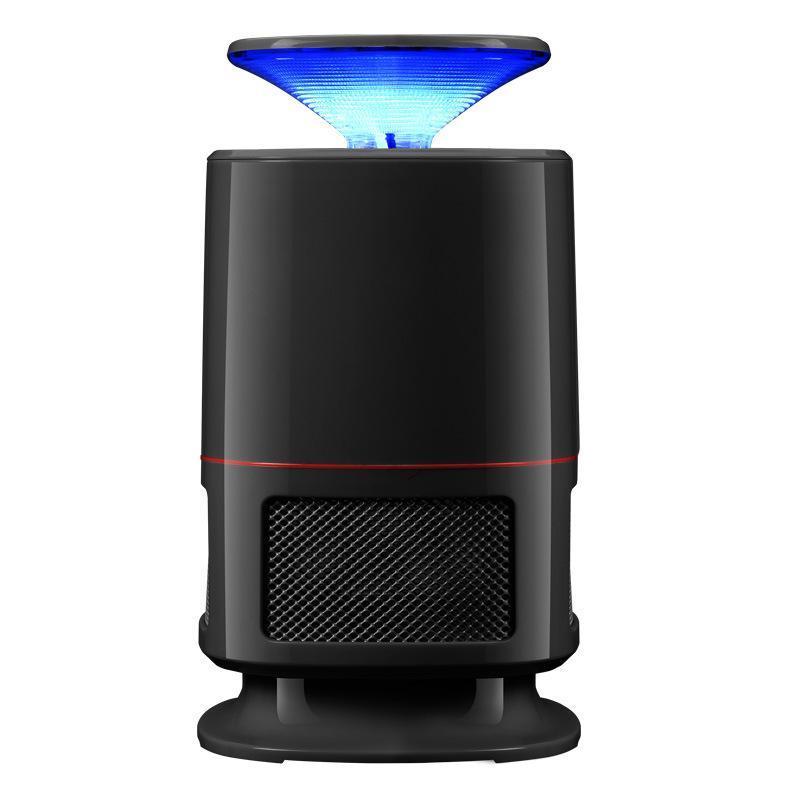 灭蚊灯 LED光触媒家用无辐射吸入式静音驱蚊灯灭蚊器