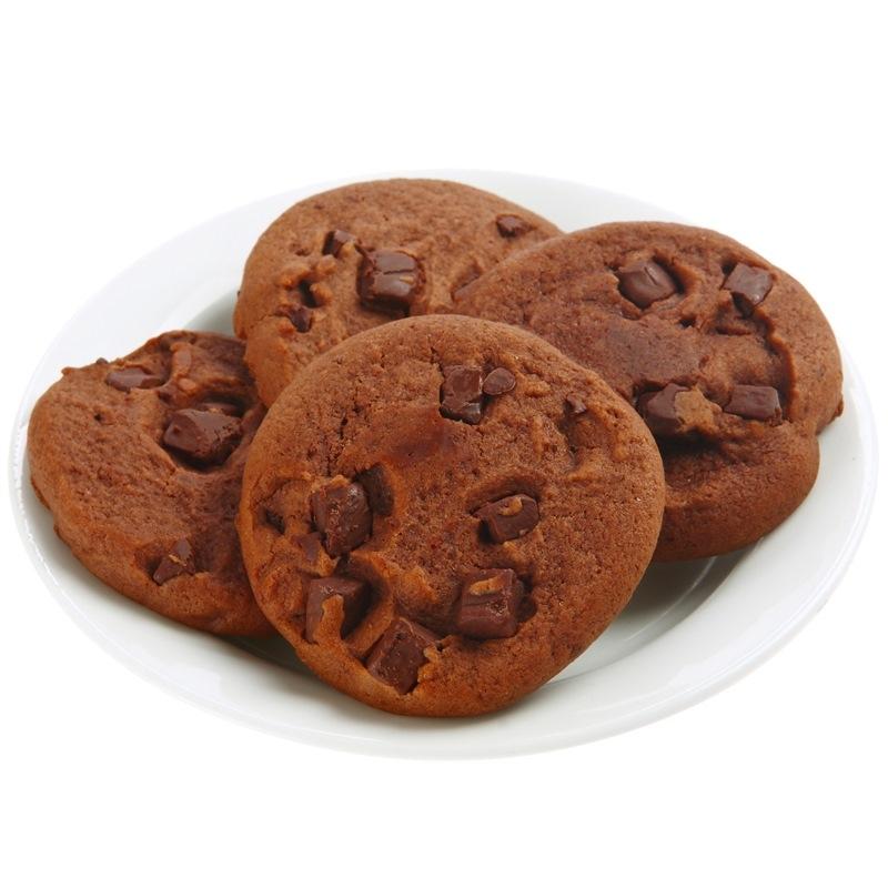 【优品超市】趣多多浓巧软香饼双重巧克力味饼干80g