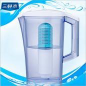台湾三杯水厨房家用高端便携净水器弱碱性直饮抗氧化净水壶