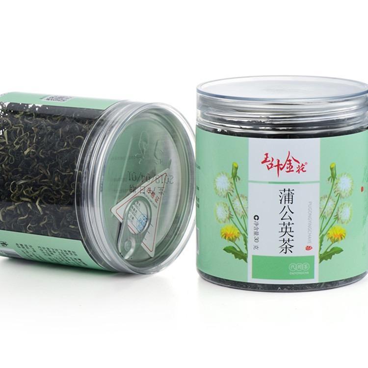 精装蒲公英茶30g 小罐茶 精装 天然去火茶 清热花茶