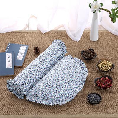 木兰摇民间手工荞麦壳护颈修复牵引矫正专用理疗组合枕