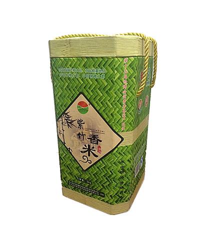 四川特产安岳  鑫粮仓 紫竹香米  3kg  第二届资阳网购网销节