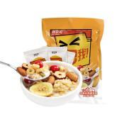 【新农哥】泡我非膨化燕麦水果坚果方便食品600g