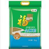 【奥莱特惠】中粮福临门 金粳稻大米 5kg