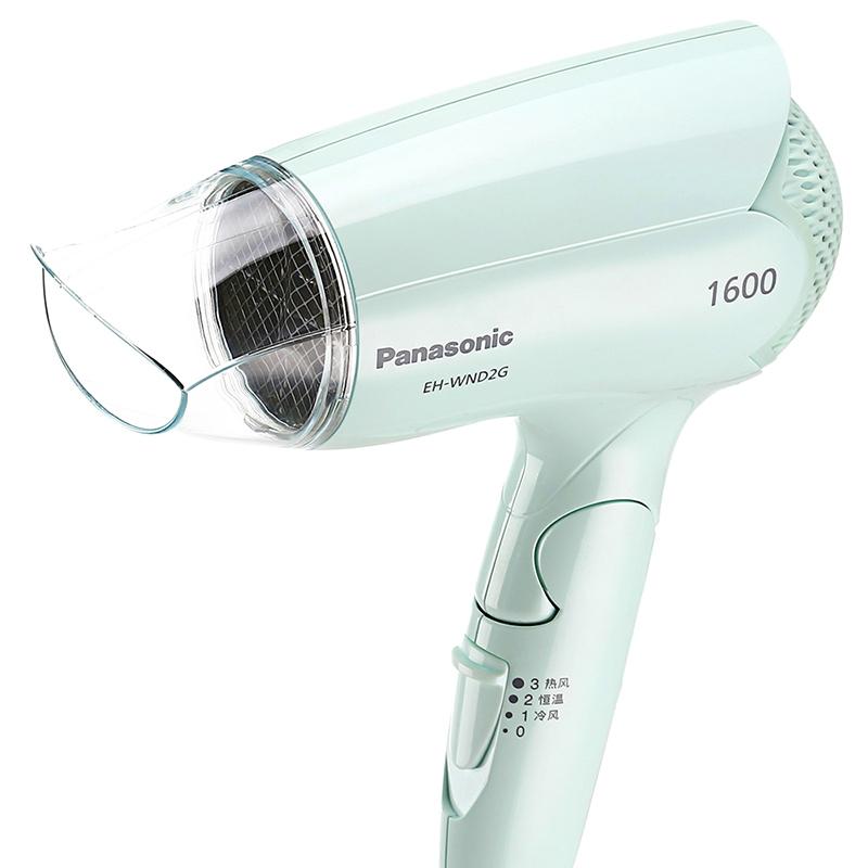 松下(Panasonic)电吹风机家用EH-WND2G家用便携恒温护发