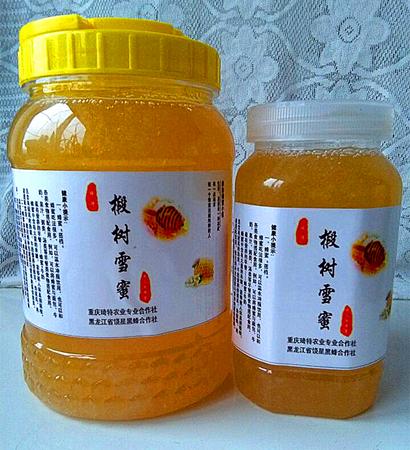【原产地直邮】黑龙江饶河黑蜂椴树原蜜/瓶包邮