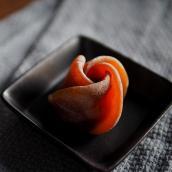 乐柿 玫瑰柿饼大盒精装 9枚/盒 580g