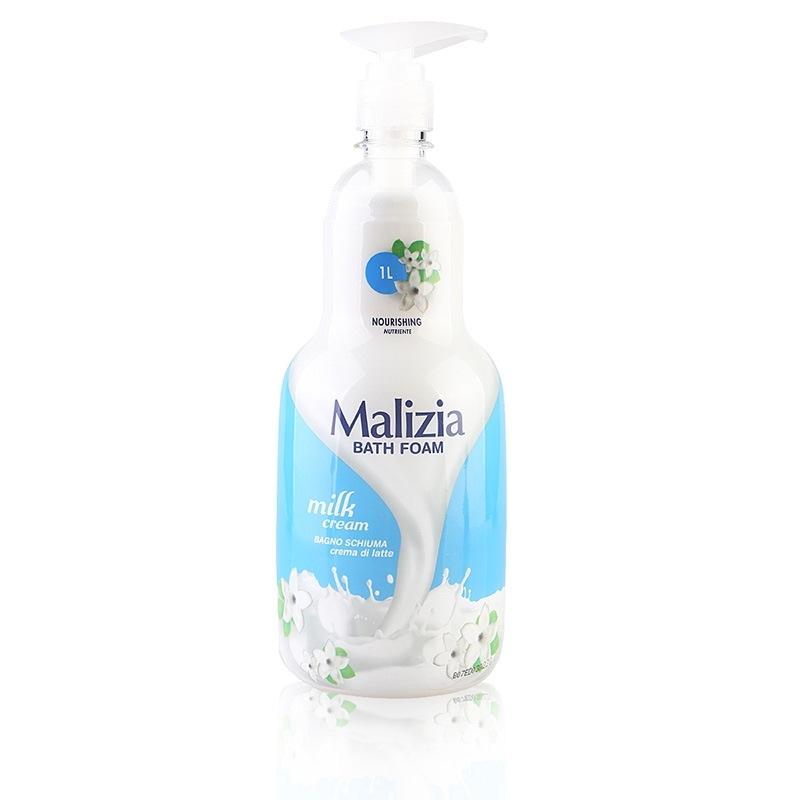 【优品超市】玛莉吉亚(MALIZIA)沐浴露(牛奶香型)1000ml(进口)