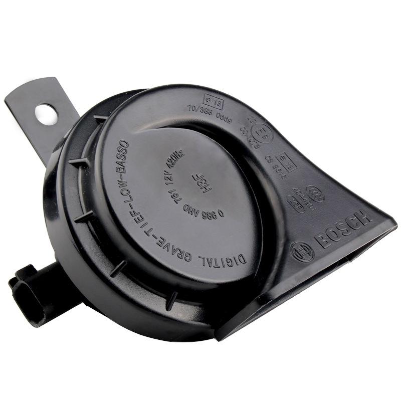 博世(BOSCH)汽车喇叭 专用型神悦数码环保型专用电子蜗牛喇叭 0986AH01064HK