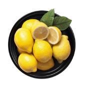 四川安岳柠檬 新鲜黄柠檬5斤 超大果单果150g  包邮