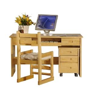 名松屋全实木书桌AS-35016-1