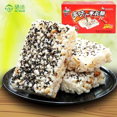重庆江津米花糖 荷花米花糖 重庆特产零食 88封米花糖糯米 2640g
