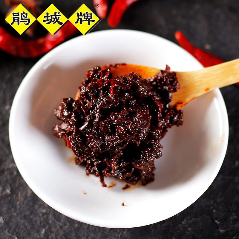 鹃城牌 益丰和号郫县豆瓣酱 特级三年酿500g 四川特产 川菜之魂