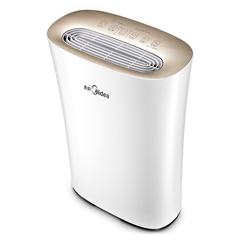 美的(Midea)KJ210G-C42空气净化器除甲醛二手烟wifi智能控制静音