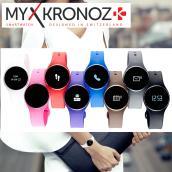 瑞士正品 MyKronoz Zecircle 智能穿戴手环 运动防水 来电提醒 计步器