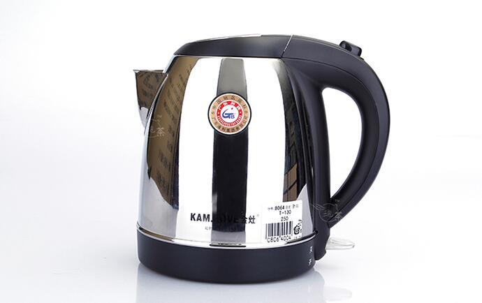 一泡茶 KAMJOVE/金灶 T-130子弹头烧水随手泡电热水壶电茶壶 1.2L