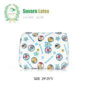 泰国原产 皇家品质 素万天然乳胶枕 儿童平枕系列 婴儿头部定型枕(0-1 岁)SVK3