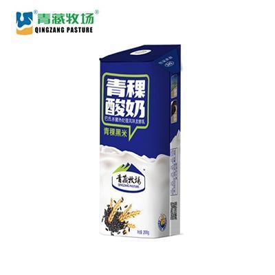 青藏牧场 康美包青稞酸奶 常温黑米酸奶 青藏特产酸奶缺货预计9月初发货