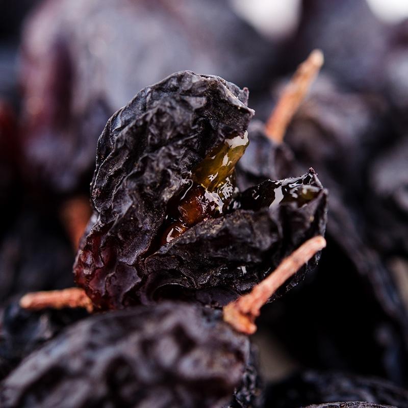 【优品超市】大唐西域 新疆特产休闲零食蜜饯果干新版黑加仑葡萄干120g