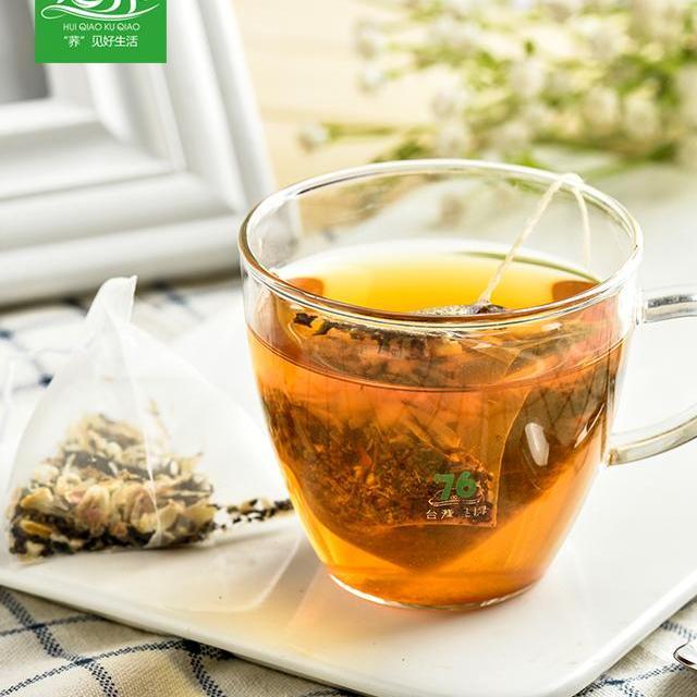 汇荞苦荞柠檬茶60G