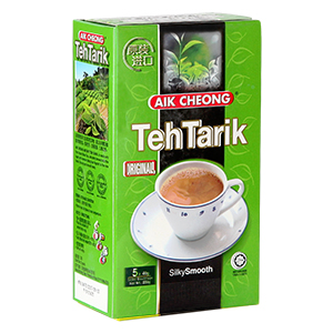 马来西亚进口益昌奶茶香滑原味即溶即饮200g盒装