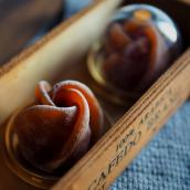乐柿 玫瑰柿饼小盒装 3枚/盒 188g