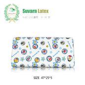 泰国原产 皇家品质 素万天然乳胶枕 儿童平枕系列 幼儿高低枕(1-4岁)SVK2