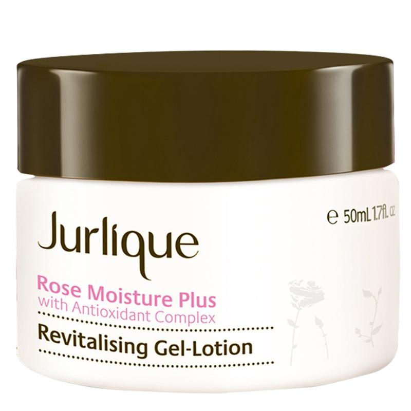 【优品超市】茱莉蔻(Jurlique)玫瑰衡肤保湿凝乳50ml(补水滋润 乳液 面霜类护肤品)