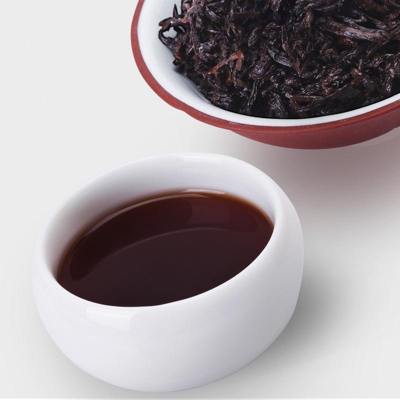 【优品超市】乡土乡亲 无农药茶叶董叔家的云南普洱茶熟茶 经典茶叶 小金沱30g