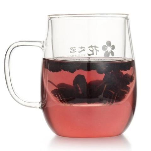 玉叶金花 黑桑葚干桑葚茶180g含花青素 补肾