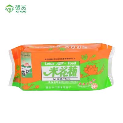 重庆特产 江津米花糖 荷花米花糖 240g