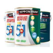立邦漆官方旗舰店 抗甲醛净味五合一套装 内墙面漆乳胶漆涂料油漆