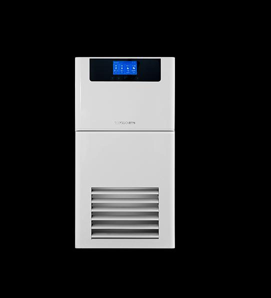 云归谷智循环新风净化器外循环净化PM2.5甲醛甲苯雾霾HEPA过滤