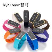 官方 MyKronozZeFit2 智能运动手环 计步器 心率监测 睡眠监测 可防水