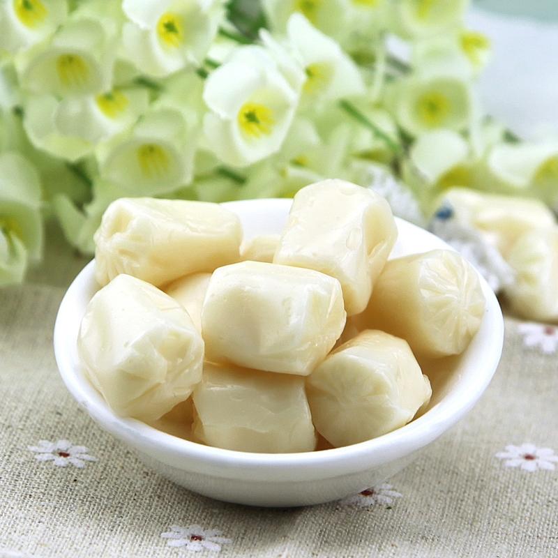 【优品超市】海南特产 南国食品 休闲零食 椰珍椰奶软质糖150g*2/袋 特惠装
