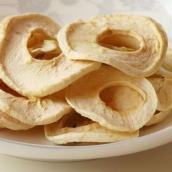 【四川盐源】盐源特产开胃可口苹果干酸甜酥脆补充维生素100g