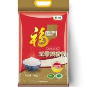 【奥莱特惠】中粮福临门 五常赋香稻 长粒香 五常大米 5kg
