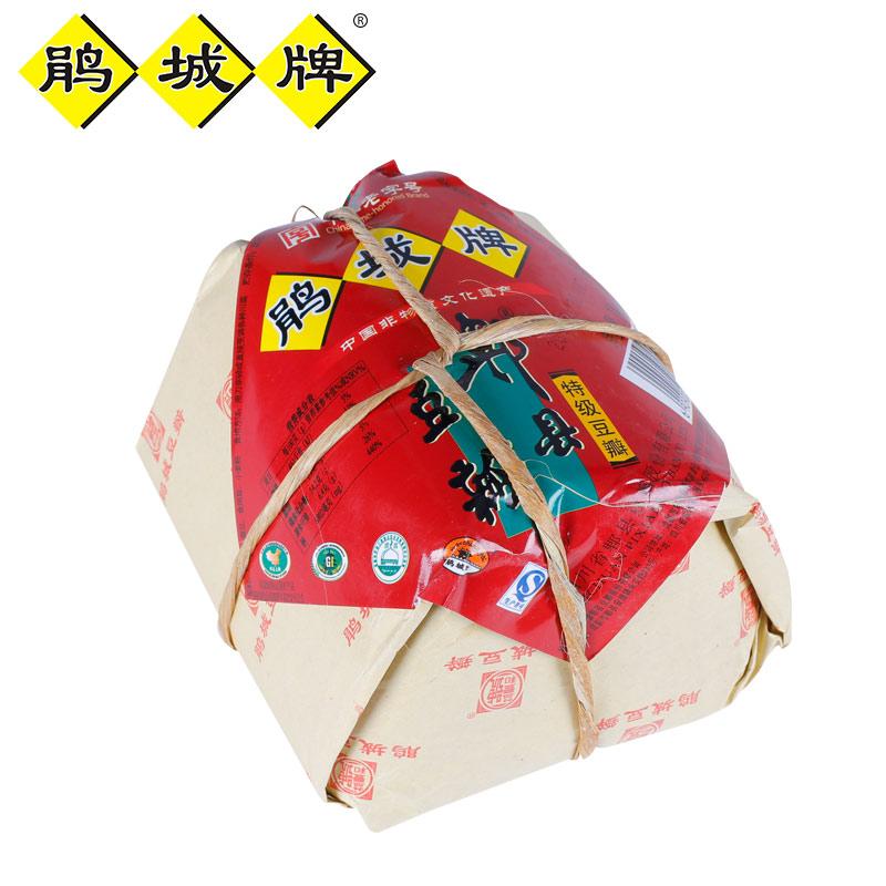 鹃城牌 郫县豆瓣酱 特级1000g 非红油川菜调料之魂