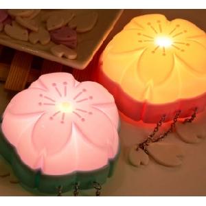 樱花光控夜灯 创意家居居家生活用品 实用懒人小玩意新奇特日用品
